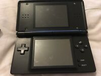 Nintendo DS and 2 Games (Pokemon and Transformers)