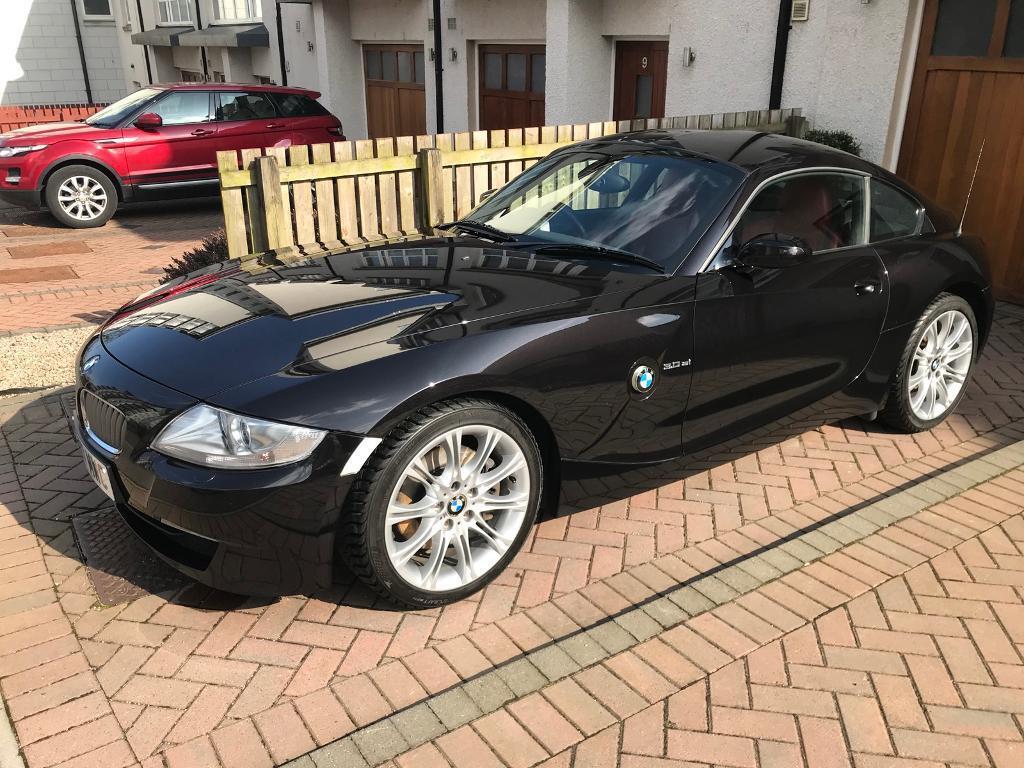 BMW Z4 Coupe 3.0si Sport E86 6 Spd Manual