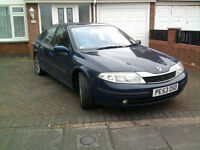 2003 53 Renault Laguna 1.8 Dynamique 1 Owner! MOT July