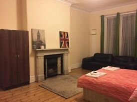 LARGE Double Rooms, Newsham Park L6, Close to city centre £75 all inclusive
