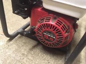 Honda generator 240 & 110