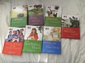 Ladybird mini books
