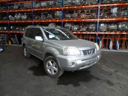 Wrecking 2006 Nissan X-trail Series 2