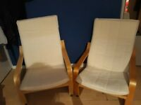 2 armchairs in very good conditions