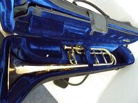 S E Shires Bb/F Tenor Trombone Excellent condition