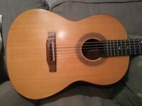 Handmade guitar in the style of Lowden/Avalon