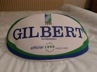 Gilbert Rugby Ball 1999 World Cup