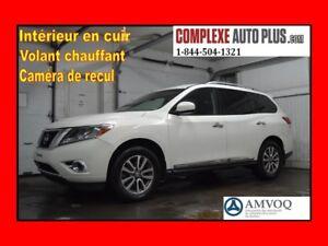 2013 Nissan Pathfinder SL *Cuir,Hayon électrique