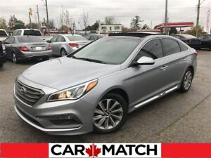 2015 Hyundai Sonata SPORT / ROOF / LEATHER / NO ACCIDENTS