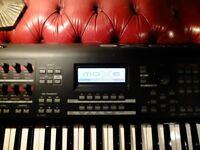 Yamaha MOX6 Music Production Synthesizer Keyboard