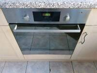 ** SOLD NOW ** Whirlpool akp 206/01/ix electric oven for sale