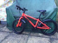Frog 48 Lightweight Aluminium Kids Bike - Red