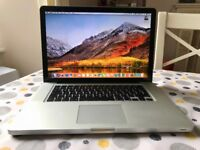 "Apple MacBook Pro 15"" Late 2011 Model"