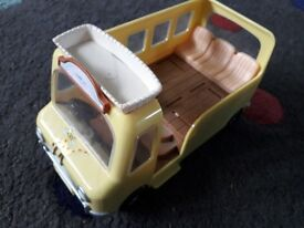 Sylvanian and playmobil items