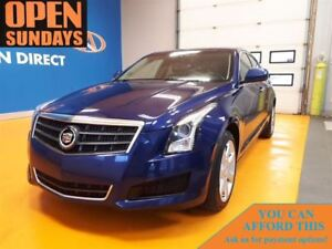 2014 Cadillac ATS 2.0L Turbo AWD! SUNROOF! FINANCE NOW!
