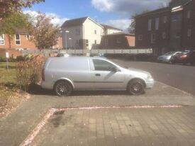 Vauxhall Astra DTI Van