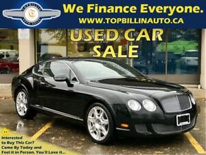 2010 Bentley Continental GT AWD Mulliner