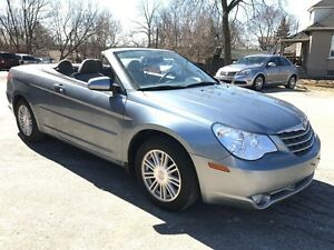 2008 Chrysler Sebring Convertible - NO ACCIDENT -SAFETY & E-TEST