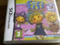 FIFI AND THE FLOWERTOTS DS GAME