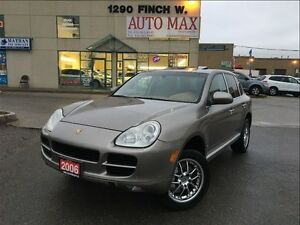2006 Porsche Cayenne S, Great Condition, 2 set of Rims & Tries
