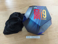 Intel 9900K CPU for sale- with presentation box