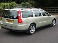 2007 VOLVO V70 2.4 DS TOURING ESTATE ## TWO OWNERS ##MOT FEB 2019 ## FULL SERVICE HISTORY ##