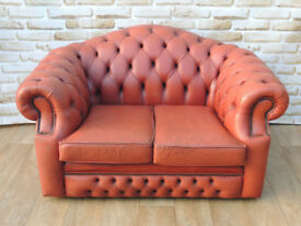 Chesterfield sofa (Delivery)