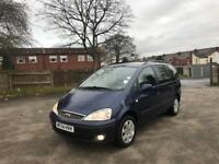 2005 FORD GALAXY 1.9 TDI ZETEC 130 PD 6 SPEED