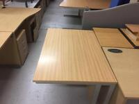 Used office desk 120 cm - 6 available