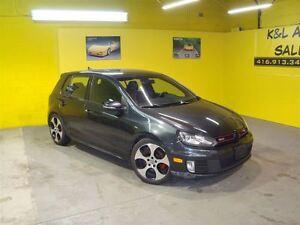 2011 Volkswagen Golf GTI 5-Door ~ 6 SPEED MANUAL ~ EXTRA CLEAN ~