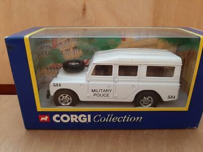 LAND ROVER SIII 109 SW - CJ57901 MILITARY POLICE - MIB - HTF NOW