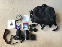Canon EOS750D and Accessories