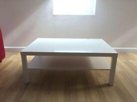 Coffee white table