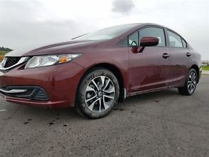 2015 Honda Civic EX | KEYLESS ENTRY | LANEWATCH BLIND SPOT DISPL