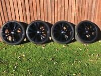 "Refurbed Vauxhall Insignia Sri Vx-Line 20"" Alloys Wheels 10 spoke 5x120"