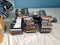 60 DVD MEGA BUNDLE FOR SALE!! ALL IN GOOD CONDITION SOME UNOPENED!!