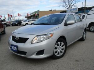 2009 Toyota Corolla CE - Convenience Package