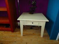 Original G PLAN cream lacquered coffee table