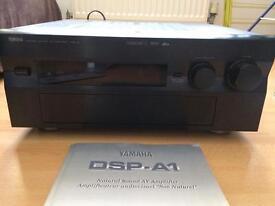 Yamaha amplifier DSP A1