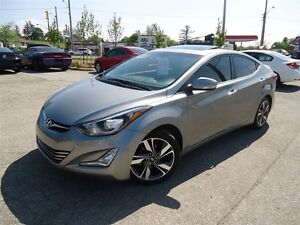 2014 Hyundai Elantra LIMITED TECH / NAV / LEATHER / ROOF