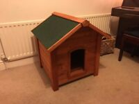 Pet Hutch / Kennel (Solid Wood)