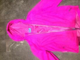 Mountain warehouse girls raincoat
