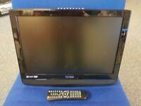 19inch Technika TV & DVD Combie For Sale
