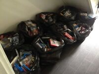 Massive Joblot Over 1000 DVDs And Blurays All R2 And All Vgc And Sealed