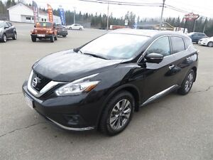 2015 Nissan Murano SL AWD, NAVI, PANORAMIC ROOF, LEATHER!