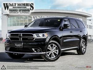 2016 DODGE DURANGO LIMITED: NO ACCIDENTS, LOCALLY OWNED