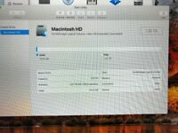 Apple Mac Mini 2.6Ghz i7 16GB 1.25 TB Fusion Drive Late 2012