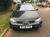 Renault Laguna Ex-Sion •• low mileage 79k •• 1 year mot