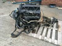 Ford transit engine and box 2.4 RWD