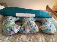 Twin Z Breastfeeding Pillow